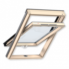 Фото - Деревянное мансардное окно VELUX Классика GLР 3070