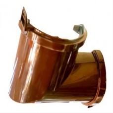 Угол желоба  90° внешний/внутренний , Hunter, 125 мм., Браво