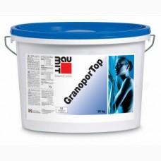 Фасадные смеси -Акриловая краска Baumit Granopor Color