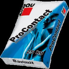 Фасадные смеси -Шпаклевочная смесь Baumit ProContact
