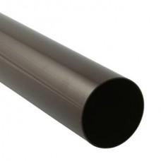 Труба 3 м, 105 мм, Roofix, тёмно-коричневый RAL 8019
